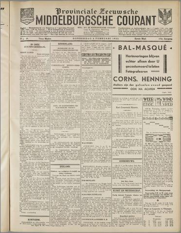 Middelburgsche Courant 1932-02-04