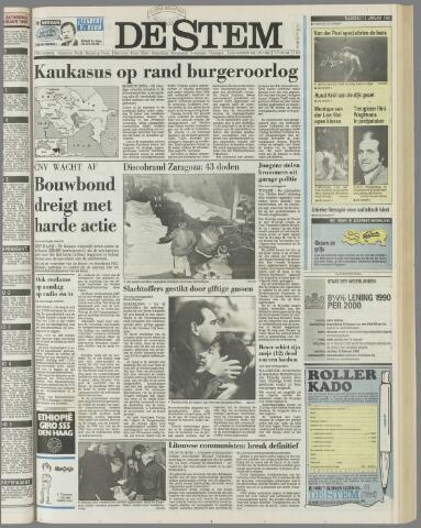 de Stem 1990-01-15