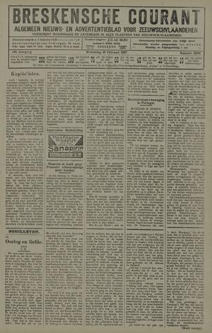 Breskensche Courant 1927-02-16