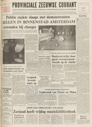 Provinciale Zeeuwse Courant 1969-05-21