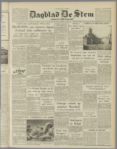 de Stem 1955-09-27
