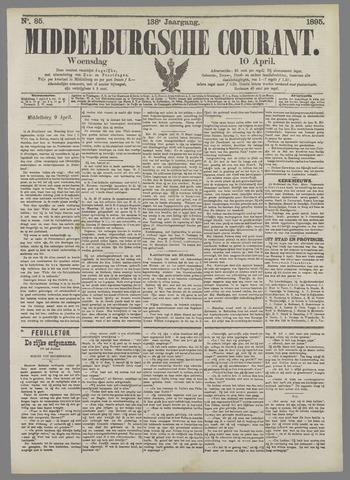 Middelburgsche Courant 1895-04-10