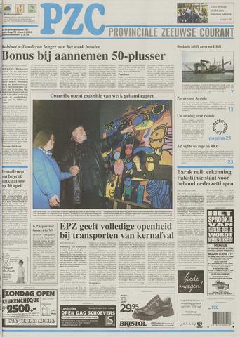 Provinciale Zeeuwse Courant 2000-03-11