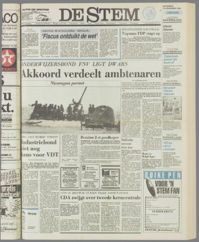 de Stem 1984-11-10