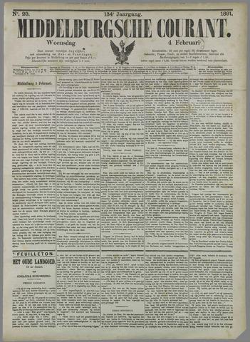 Middelburgsche Courant 1891-02-04
