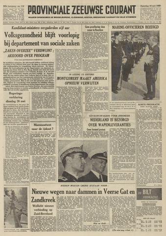 Provinciale Zeeuwse Courant 1959-05-16
