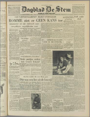 de Stem 1951-03-06
