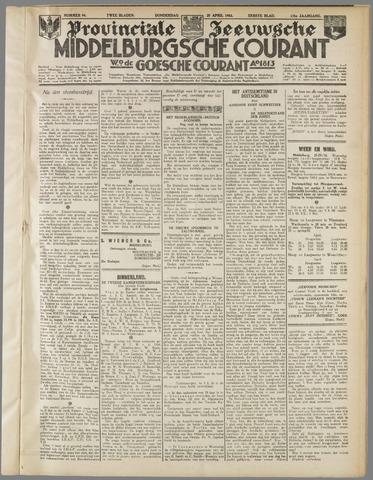 Middelburgsche Courant 1933-04-27