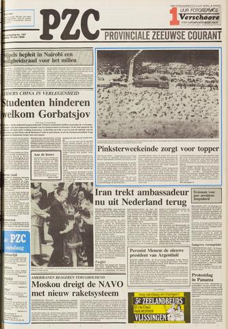 Provinciale Zeeuwse Courant 1989-05-16
