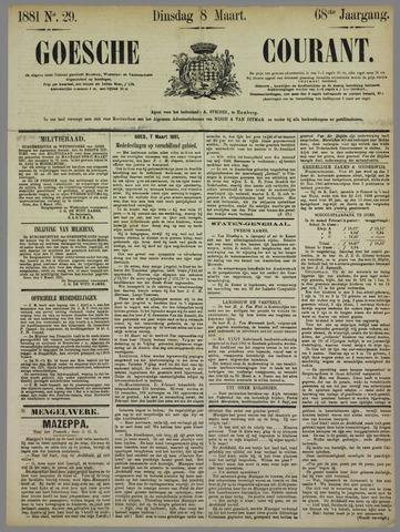 Goessche Courant 1881-03-08