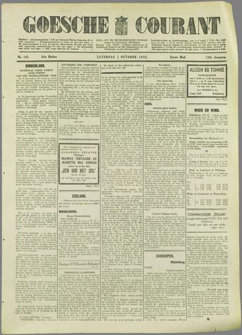 Goessche Courant 1932-10-01