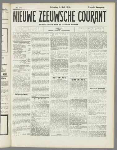 Nieuwe Zeeuwsche Courant 1906-05-05