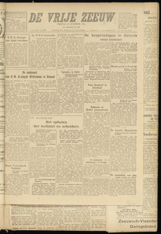 de Vrije Zeeuw 1946-10-25