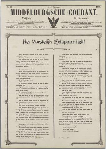 Middelburgsche Courant 1901-02-08