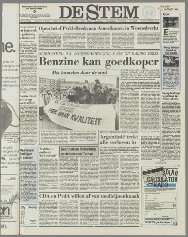 de Stem 1986-10-31