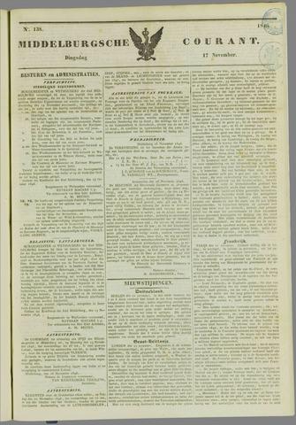 Middelburgsche Courant 1846-11-17