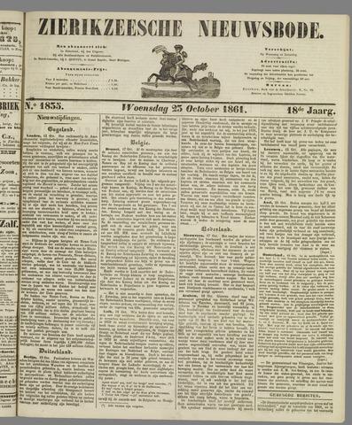 Zierikzeesche Nieuwsbode 1861-10-23