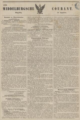 Middelburgsche Courant 1852-08-31