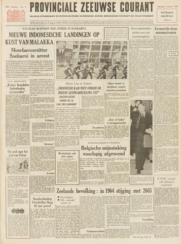Provinciale Zeeuwse Courant 1965-01-09