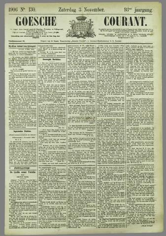 Goessche Courant 1906-11-03