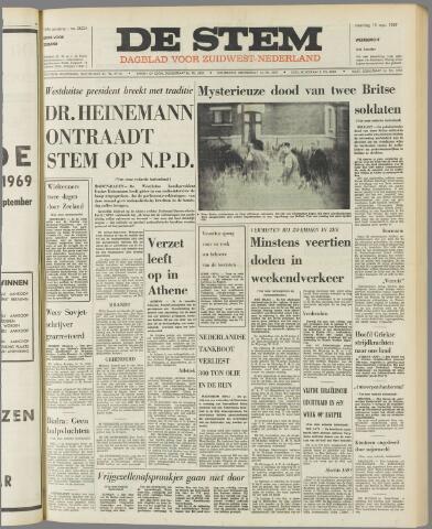 de Stem 1969-09-15