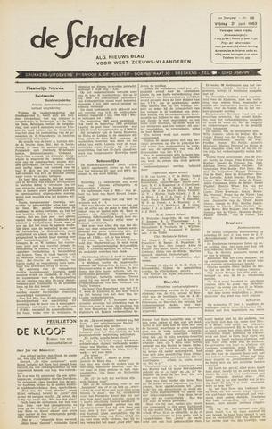 De Schakel 1963-06-21
