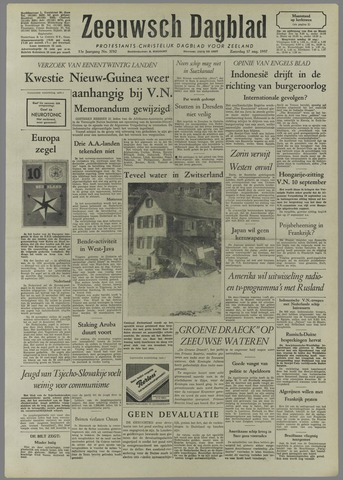 Zeeuwsch Dagblad 1957-08-17