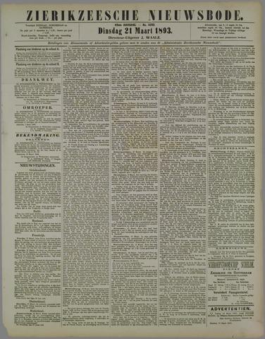 Zierikzeesche Nieuwsbode 1893-03-21