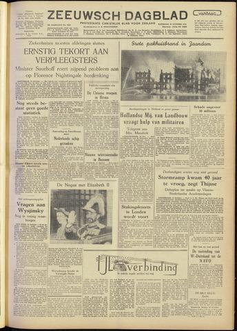 Zeeuwsch Dagblad 1954-10-16
