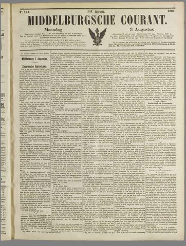 Middelburgsche Courant 1908-08-03