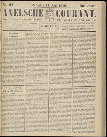 Axelsche Courant 1910-06-11