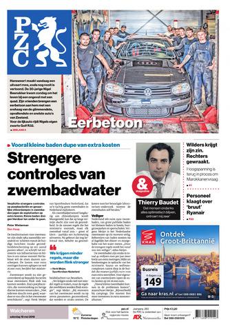 Provinciale Zeeuwse Courant 2018-05-19
