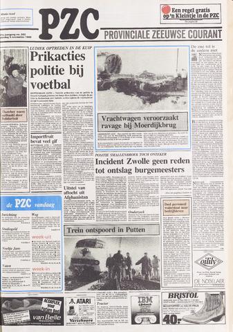 Provinciale Zeeuwse Courant 1988-11-05
