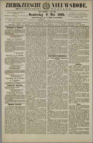 Zierikzeesche Nieuwsbode 1901-05-09