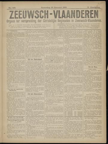 Luctor et Emergo. Antirevolutionair nieuws- en advertentieblad voor Zeeland / Zeeuwsch-Vlaanderen. Orgaan ter verspreiding van de christelijke beginselen in Zeeuwsch-Vlaanderen 1919-01-25