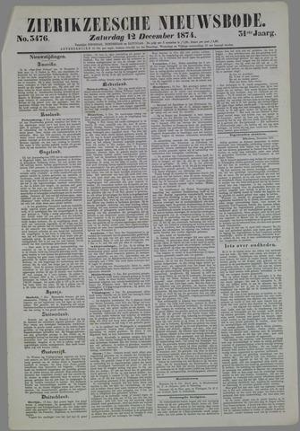 Zierikzeesche Nieuwsbode 1874-12-12