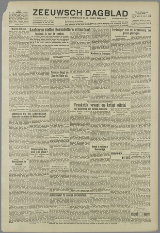 Zeeuwsch Dagblad 1948-06-14