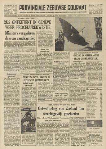 Provinciale Zeeuwse Courant 1959-07-14
