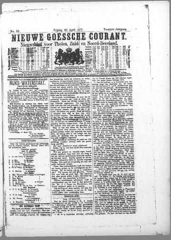 Nieuwe Goessche Courant 1877-04-20