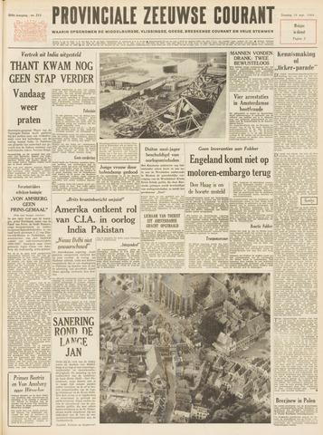 Provinciale Zeeuwse Courant 1965-09-14