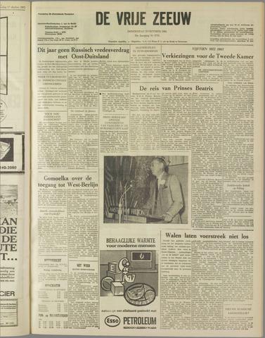 de Vrije Zeeuw 1962-10-18