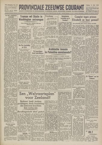Provinciale Zeeuwse Courant 1948-05-14