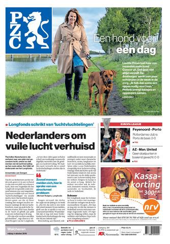 Provinciale Zeeuwse Courant 2019-10-04
