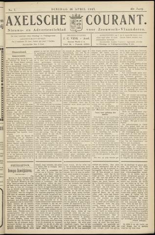 Axelsche Courant 1927-04-26