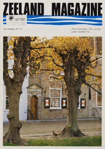 Zeeland Magazine / Veerse Meer Gids 1981-03-01