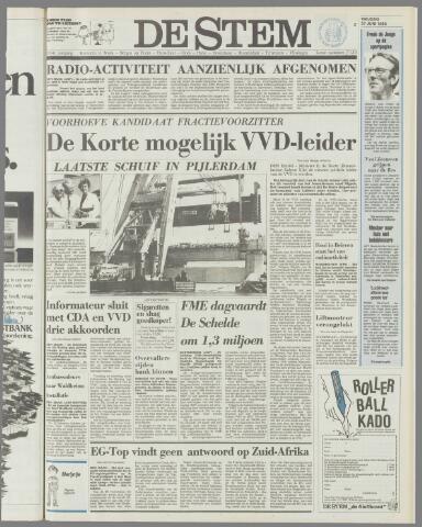 de Stem 1986-06-27