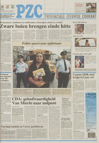 Provinciale Zeeuwse Courant 1997-08-26