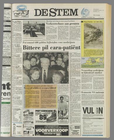 de Stem 1991-12-07