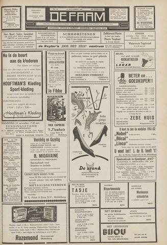 de Faam en de Faam/de Vlissinger 1961-11-10