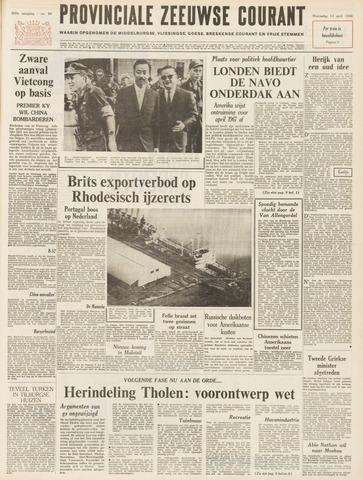 Provinciale Zeeuwse Courant 1966-04-13